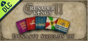[Cover] Crusader Kings II: Dynasty Shield III