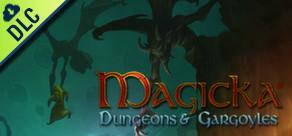 [Cover] Magicka: Dungeons & Gargoyles