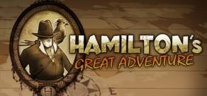 [Cover] Hamilton's Great Adventure