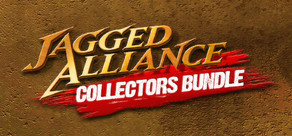 [Cover] Jagged Alliance: Collectors Bundle