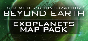 [Cover] Sid Meier's Civilization: Beyond Earth - Exoplanets Map Pack