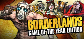 [Cover] Borderlands - Game of the Year Edition