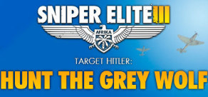 [Cover] Sniper Elite III - Target Hitler: Hunt the Grey Wolf