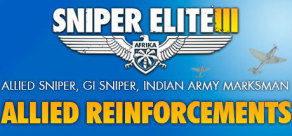 [Cover] Sniper Elite III - Allied Reinforcements Outfit Pack