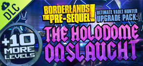 [Cover] Borderlands: The Pre-Sequel - Ultimate Vault Hunter Upgrade Pack: The Holodome Onslaught (MAC)