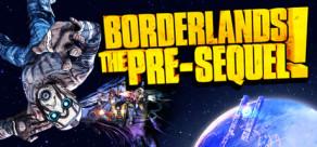 [Cover] Borderlands: The Pre-Sequel (MAC)