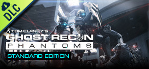 [Cover] Tom Clancy's Ghost Recon Phantoms - Standard Edition
