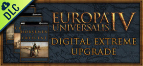 [Cover] Europa Universalis IV: Digital Extreme Edition Upgrade