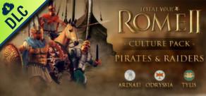 [Cover] Total War: ROME II - Pirates & Raiders Culture Pack