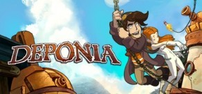 [Cover] Deponia