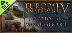 [Cover] Europa Universalis IV: National Monuments II