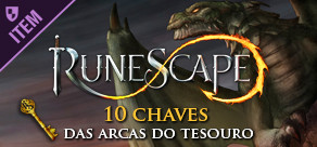 [Cover] RuneScape - 10 Chaves das Arcas do Tesouro