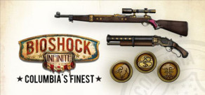 [Cover] Bioshock Infinite: Columbia's Finest (MAC)