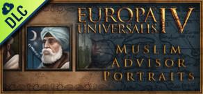 [Cover] Europa Universalis IV: Muslim Advisor Portraits