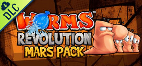 [Cover] Worms Revolution: Mars Pack