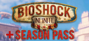 [Cover] Bioshock Infinite + Season Pass Bundle (MAC)
