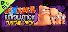 [Cover] Worms Revolution: Funfair
