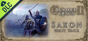 [Cover] Crusader Kings II: Saxon Unit Pack