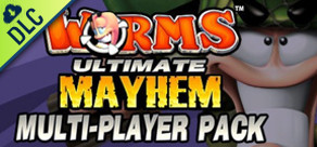 [Cover] Worms Ultimate Mayhem - Multiplayer Pack