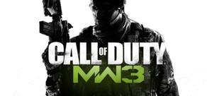 [Cover] Call of Duty: Modern Warfare 3 (MAC)
