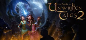 [Cover] The Book of Unwritten Tales 2