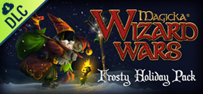 [Cover] Magicka: Wizard Wars - Frosty Holiday Pack