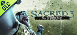 [Cover] Sacred 3 - Z4ngr13f Weapon Spirit