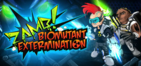 [Cover] ZAMB! Biomutant Extermination