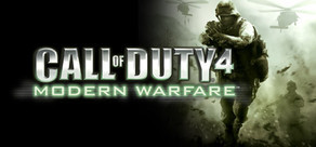 [Cover] Call of Duty 4: Modern Warfare (MAC)