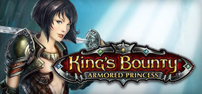 [Cover] King's Bounty: Armored Princess