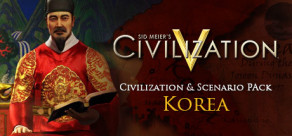 [Cover] Sid Meier's Civilization V: Civilization and Scenario Pack – Korea (MAC)