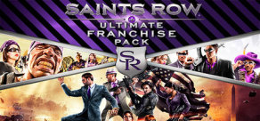 [Cover] Saints Row Ultimate Franchise Pack