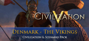 [Cover] Sid Meier's Civilization V: Civilization and Scenario Pack - Denmark (MAC)