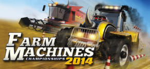 [Cover] Farm Machines Championships 2014