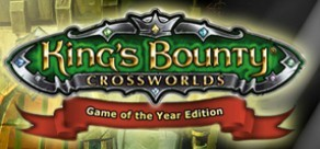 [Cover] King's Bounty: Crossworlds GOTY