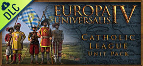[Cover] Europa Universalis IV: Catholic League Unit Pack