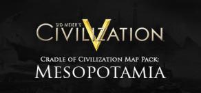[Cover] Sid Meier's Civilization V: Cradle of Civilization – Mesopotamia (MAC)