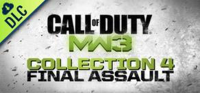 [Cover] Call of Duty: Modern Warfare 3 Collection 4: Final Assault (MAC)