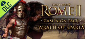 [Cover] Total War: ROME II - Wrath of Sparta