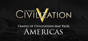[Cover] Sid Meier's Civilization V: Cradle of Civilization – The Americas (MAC)