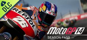 [Cover] MotoGP 14 - Season Pass