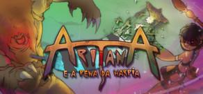 [Cover] Aritana e a Pena da Harpia