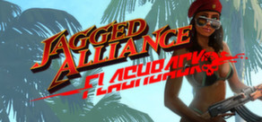 [Cover] Jagged Alliance Flashback