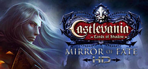 [Cover] Castlevania: Lord of Shadows - Mirror of Fate HD
