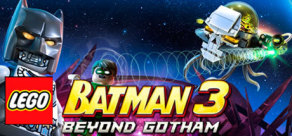 [Cover] LEGO Batman 3: Beyond Gotham