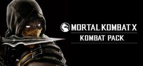 [Cover] Mortal Kombat X - Kombat Pack