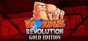 [Cover] Worms Revolution Gold Edition