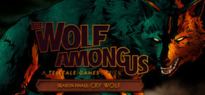 [Cover] The Wolf Among Us