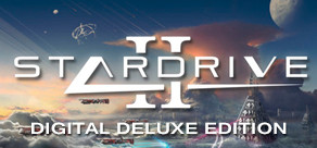 [Cover] StarDrive 2 - Digital Deluxe Edition