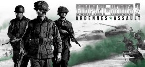 [Cover] Company of Heroes 2: Ardennes Assault